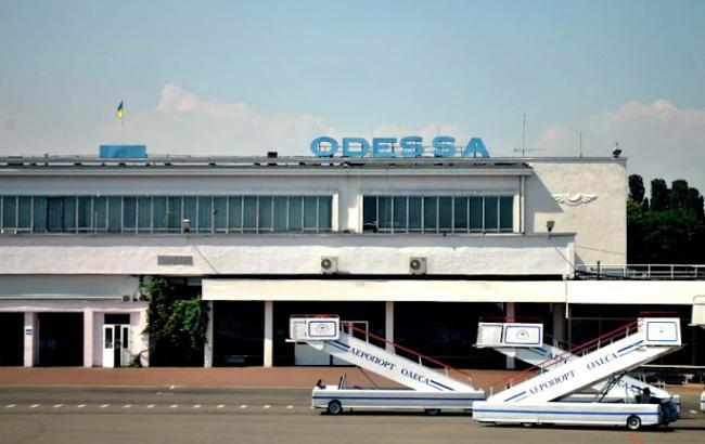 Прикордонники посилили заходи безпеки у міжнародному аеропорту Одеси