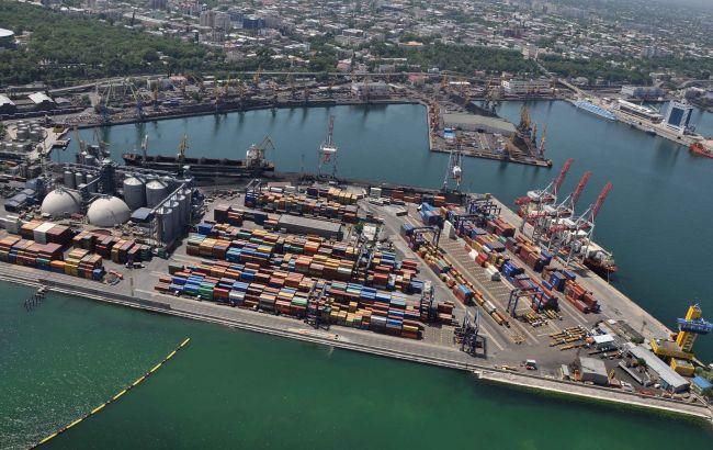 Фото: Олексій Буштрук розповів про важливість розвитку стратегії портів