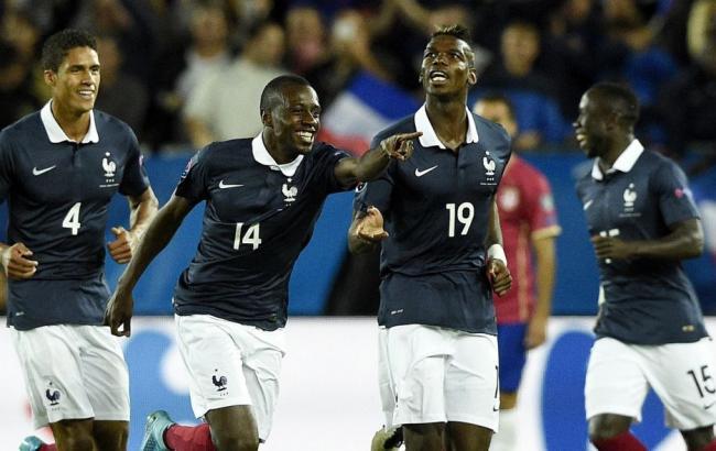 Арсенал Ренн News: Сборная Франции огласила заявку на Евро-2016