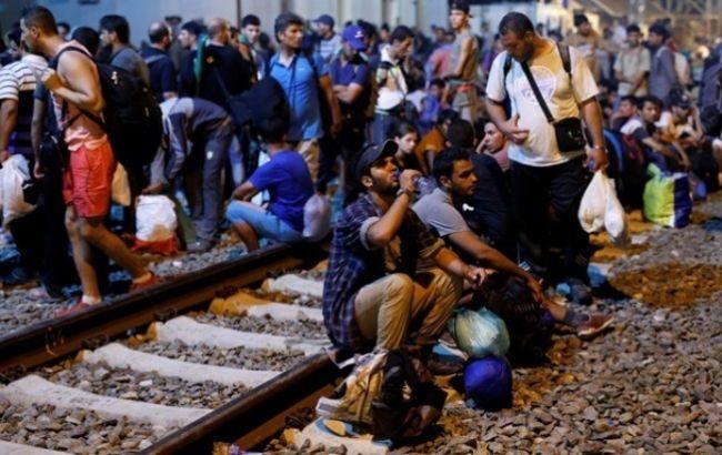 Фото: Австрия ввела лимит на прием беженцев