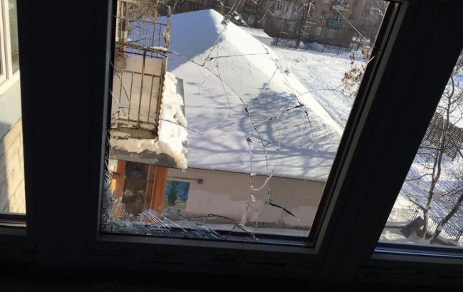 У Києві невідомий підірвав гранату в сміттєпроводі житлового будинку