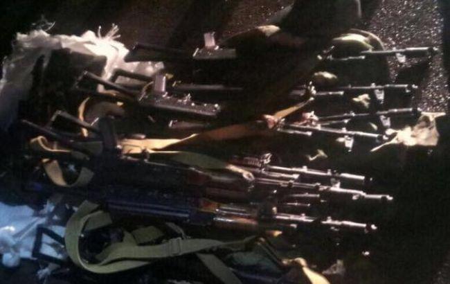 В Одесі затримали контрактника ВМС, який планував везти на Майдан 12 автоматів