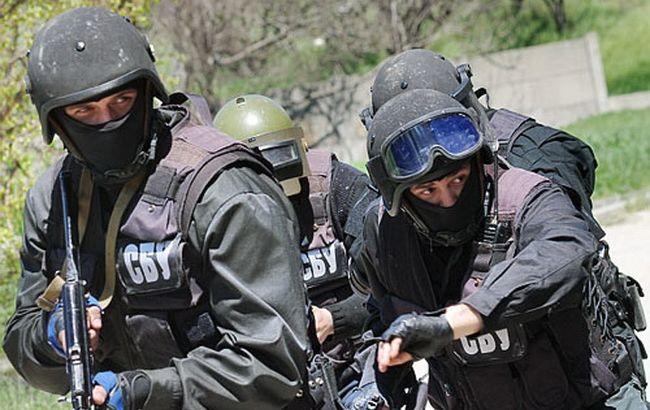 Фото: сотрудники СБУ предотвратили теракты во Львовской области