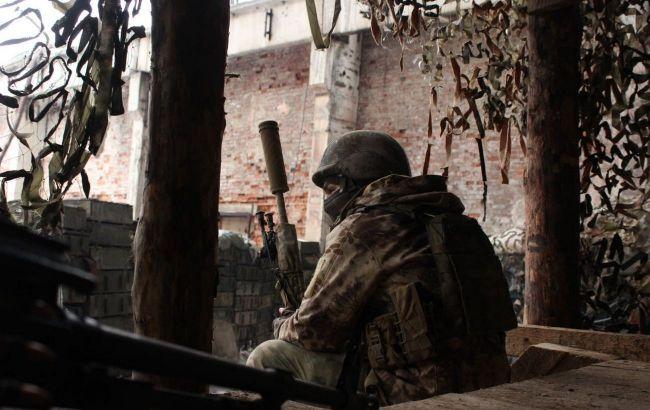 Боевики смертельно ранили украинского воина сегодня с утра