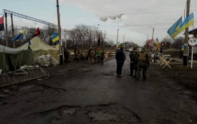Блокада Донбасу: поліція підтвердила інформацію про потерпілого