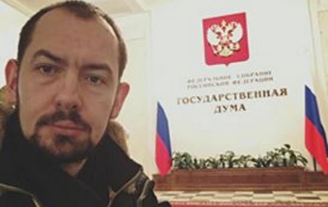 Поліція Москви відпустила затриманого українського журналіста Цимбалюка