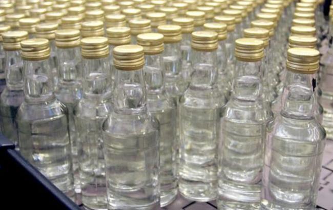Фото: алкогольный фальсификат
