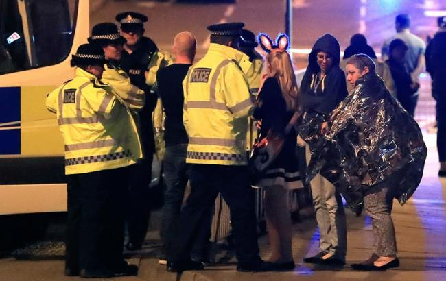 Вибухи в Манчестері: поліція заарештувала молодшого брата терориста-смертника