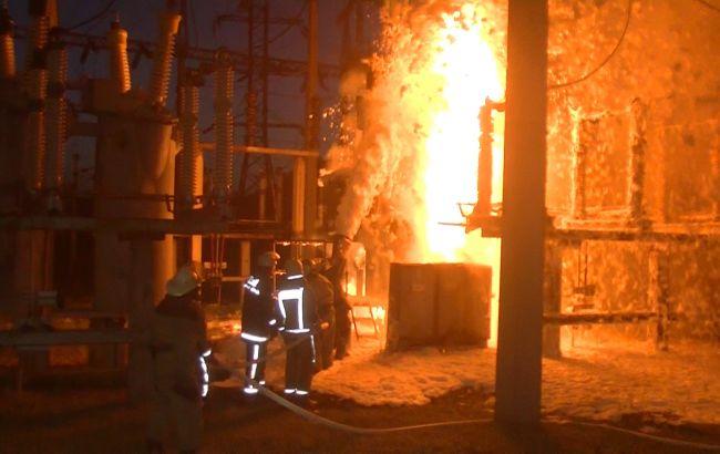 Фото: спасатели ликвидировали пожар в 22:14 субботы