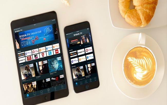 Фото: Divan.TV запустив додаток для iOS-пристроїв