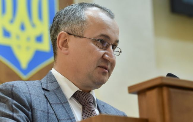 Грицак: у справі про вибух під будівлею СБУ в Одесі встановлено слід РФ