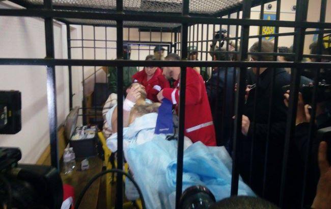 Заминирован Соломенский суд, где предполагается слушание поНасирову