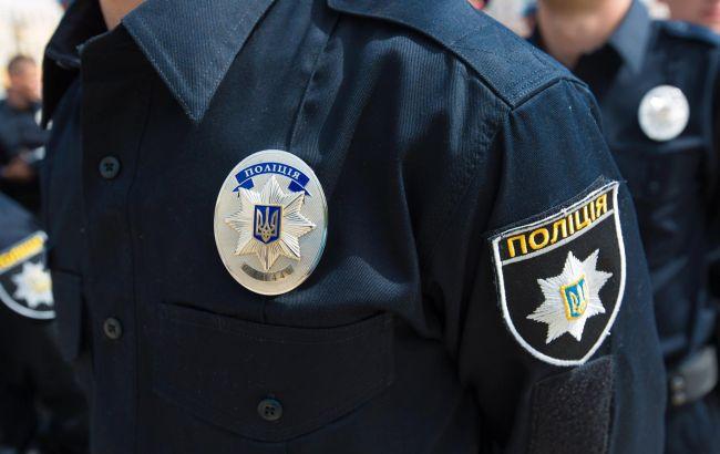 Фото: полиция расследует взрыв в Каменском