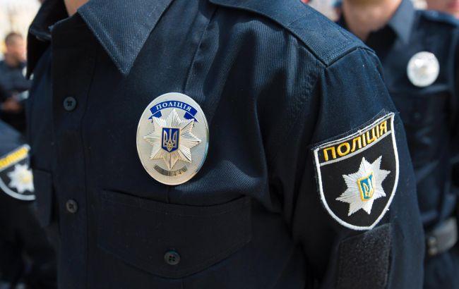 Фото: поліція з'ясовує деталі події