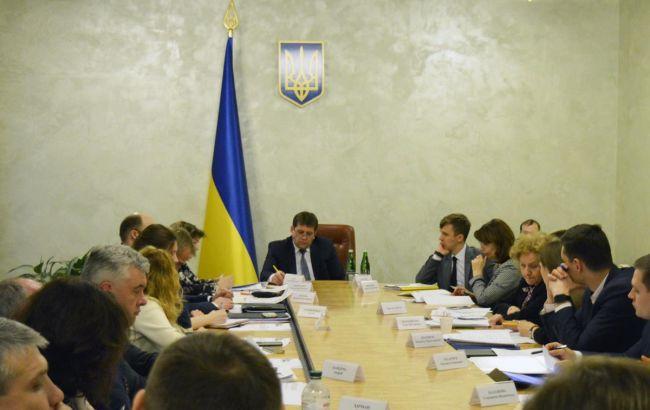 """Фото: засідання підгрупи з реформування """"Нафтогазу"""""""