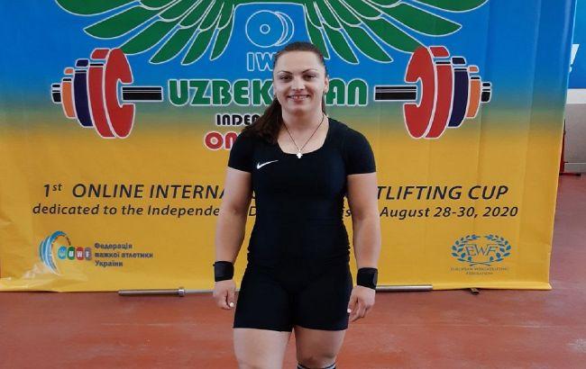 Украинка Марущак выиграла два золота на чемпионате Европы по тяжелой атлетике в Москве