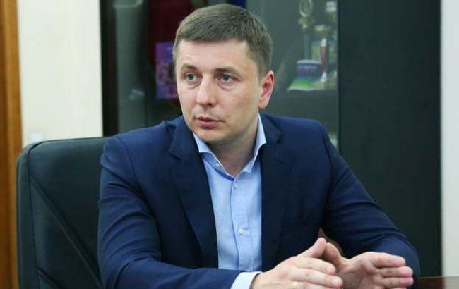 Фото: голова Житомирської ОДА Сергій Машковський