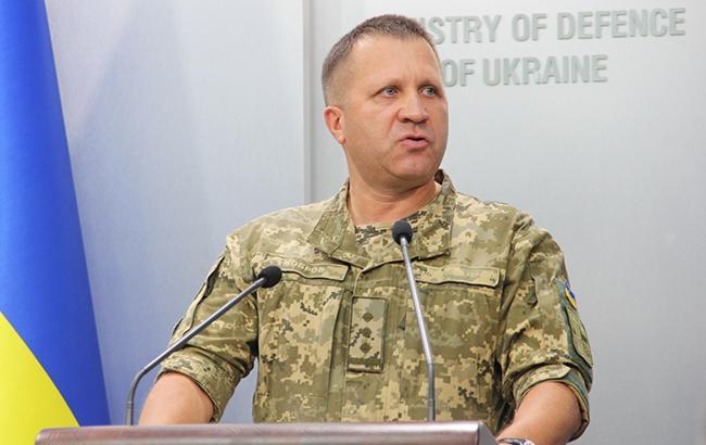 Генштаб: Порошенко совсем скоро назначит командующего объединенных сил
