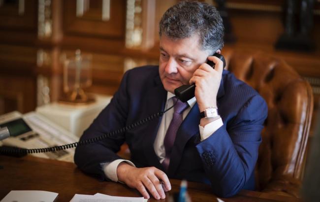 Порошенко запросив обраного президента Австрії Беллена відвідати Україну