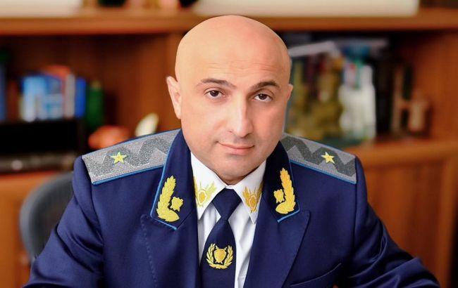 Мамедов написал заявление об отставке из Офиса генпрокурора