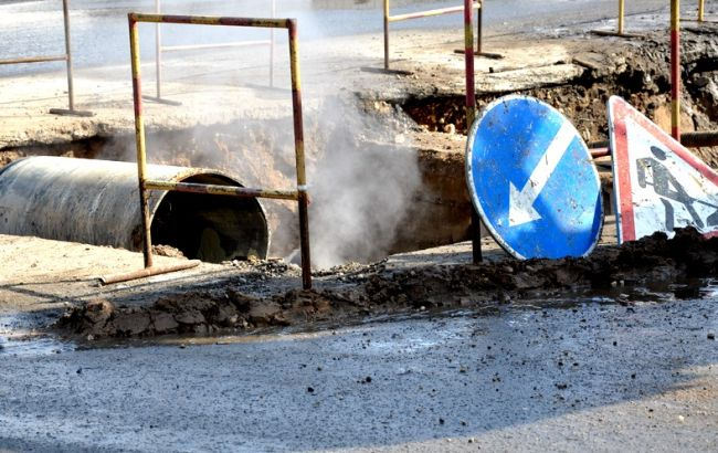 Фото: у Києві пройде масштабний ремонт на ділянці водоводу