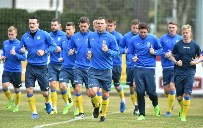 УЄФА розведе Україну і Росію по різних групах в Лізі націй