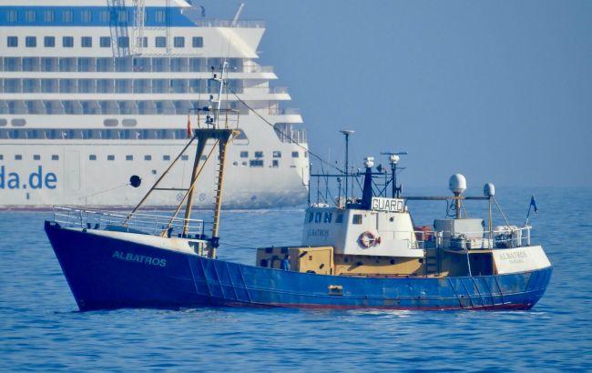 В Испании задержали украинских моряков, на их судне обнаружили 18 тонн наркотиков