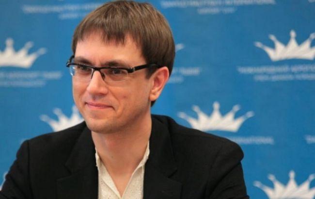 Фото: заступник міністра інфраструктури Володимир Омелян