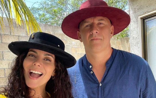 Красивые и влюбленные: Потап покорил романтическим кадром с Каменских из Мексики