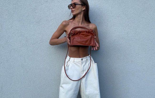 Украсят любую фигуру: стилист показала, как носить трендовые брюки палаццо