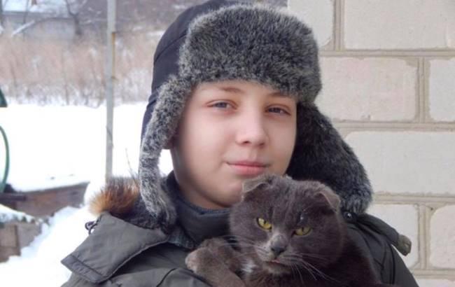 Фото: 14-летний пострадавший