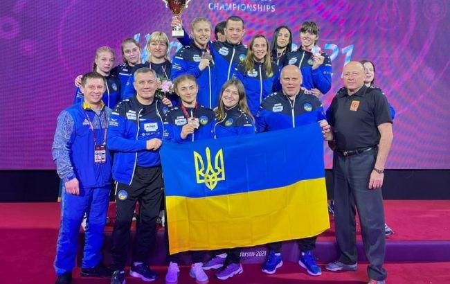 Чемпионат Европы по борьбе: украинки завоевали шесть медалей, две из них - золотые