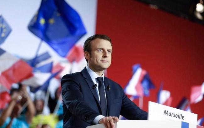 Новообраний президент Франції раніше був футболістом
