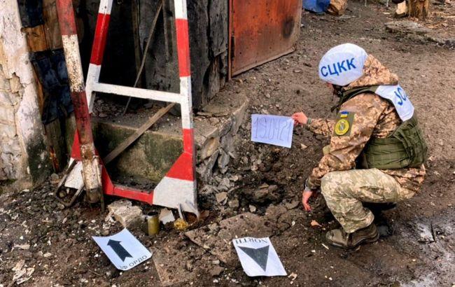 Боевики минируют населенные пункты на Донбассе российскими боеприпасами, - штаб