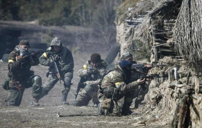 Сили АТО відбили атаку ДРГ біля Мар