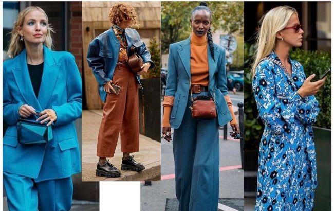 Французский синий, мятный и аметистовый: стилист назвала главные цвета лета