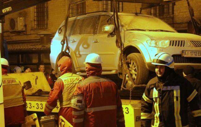 Фото: спасатели будут работать еще, как минимум, сутки