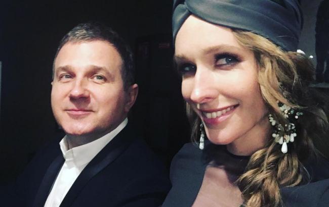 Фото: Катя Осадчая и Юрий Горбунов (instagram.com/kosadcha)