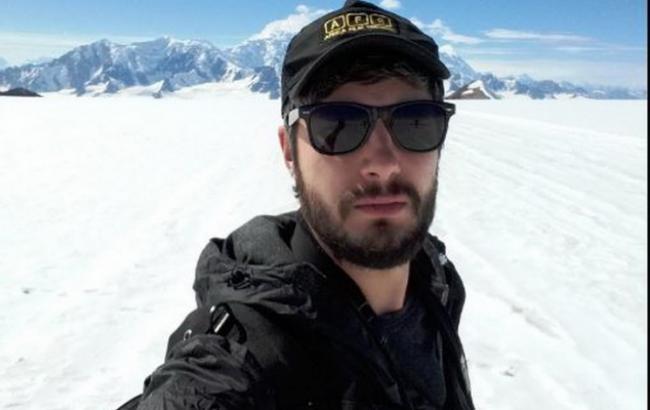 Медики вДнипре спасли глаз английского фотографа, раненного под Авдеевкой