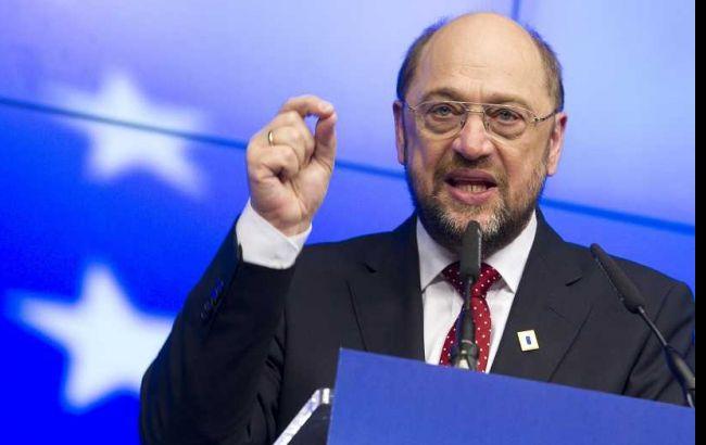 Глава Европарламента 3 июля посетит Украину