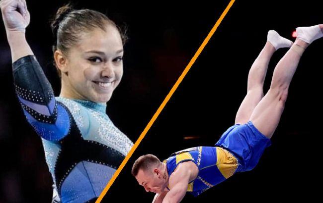 Український гімнаст Ігор Радівілов виграв золото на чемпіонаті Європи в опорному стрибку
