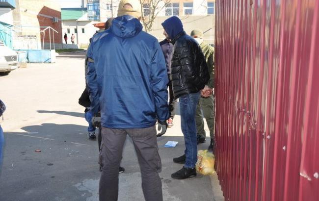 Фото: СБУ задержала двух наркодилеров