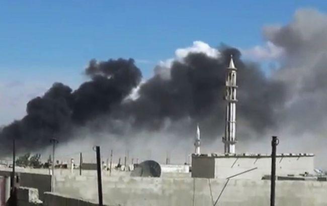 Росія завдала нові авіаудари по Сирії