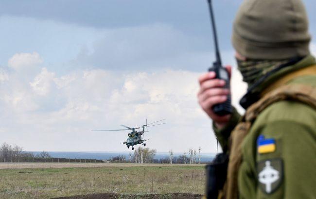Уничтожали условного врага на земле и в воздухе: в ООС прошли учения боевой авиации