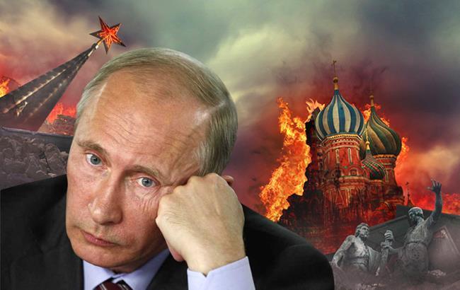 Путін вийшов на зустріч з людьми рівно на півхвилини