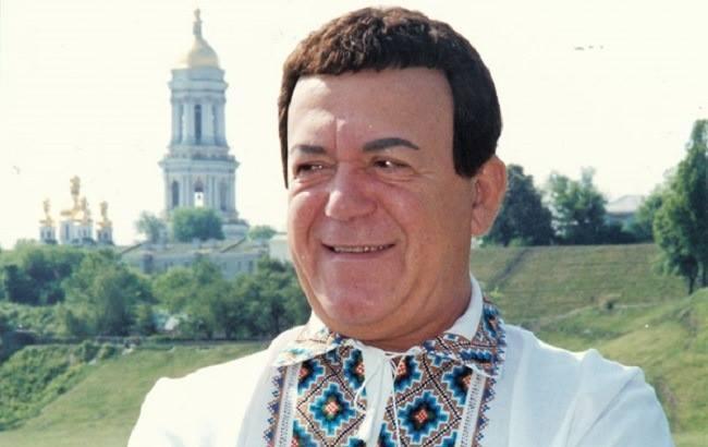 Фото: Иосиф Кобзон в Киеве (iosifkobzon.ru)