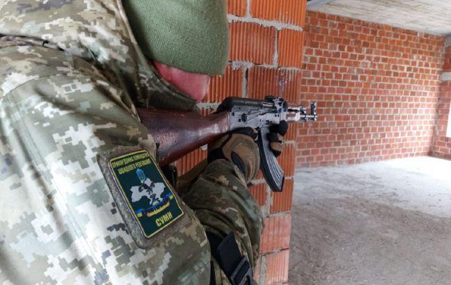Пограничники завершили учения по стандартам НАТО. Они длились полтора месяца