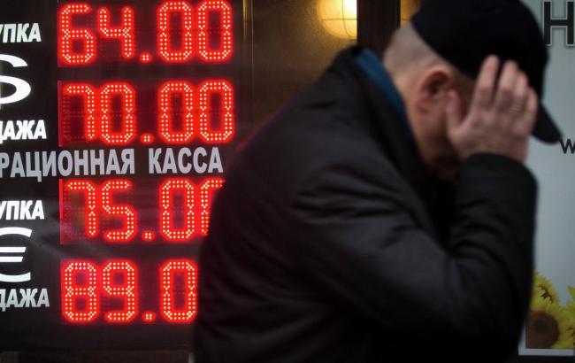 Увеличились курсы евро идоллара насреду