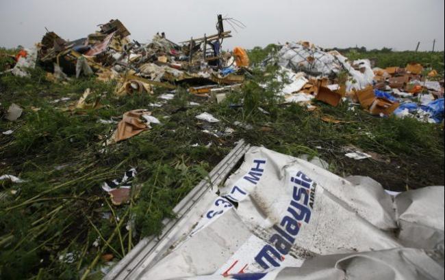 Фото: у Нідерландах перевірили матеріали по MH17, вилучені у журналістів в аеропорту
