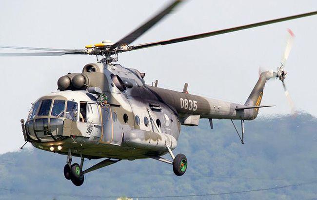 В Мексике разбился российский вертолет Ми-17